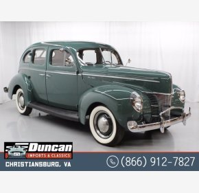 1940 Ford Deluxe for sale 101429713