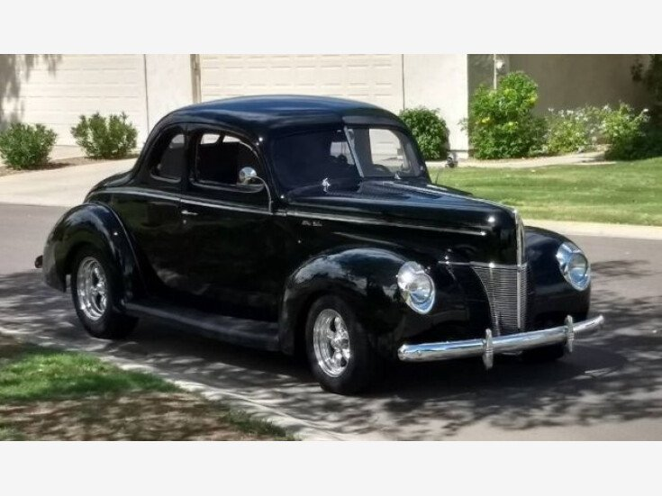 1940 Ford Deluxe for sale 101457472