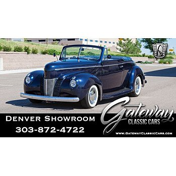 1940 Ford Deluxe for sale 101463673
