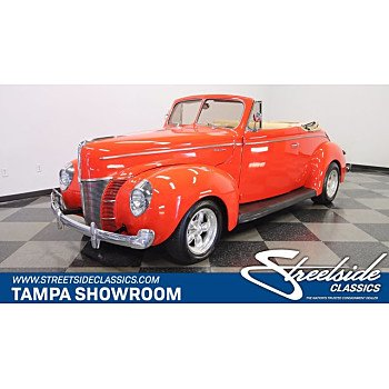 1940 Ford Deluxe for sale 101530131