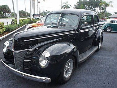 1940 Ford Deluxe for sale 101539848