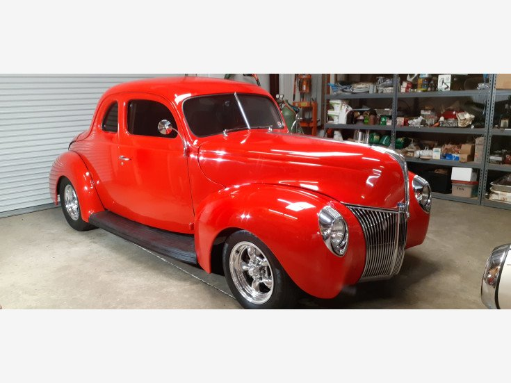 1940 Ford Deluxe for sale 101546123