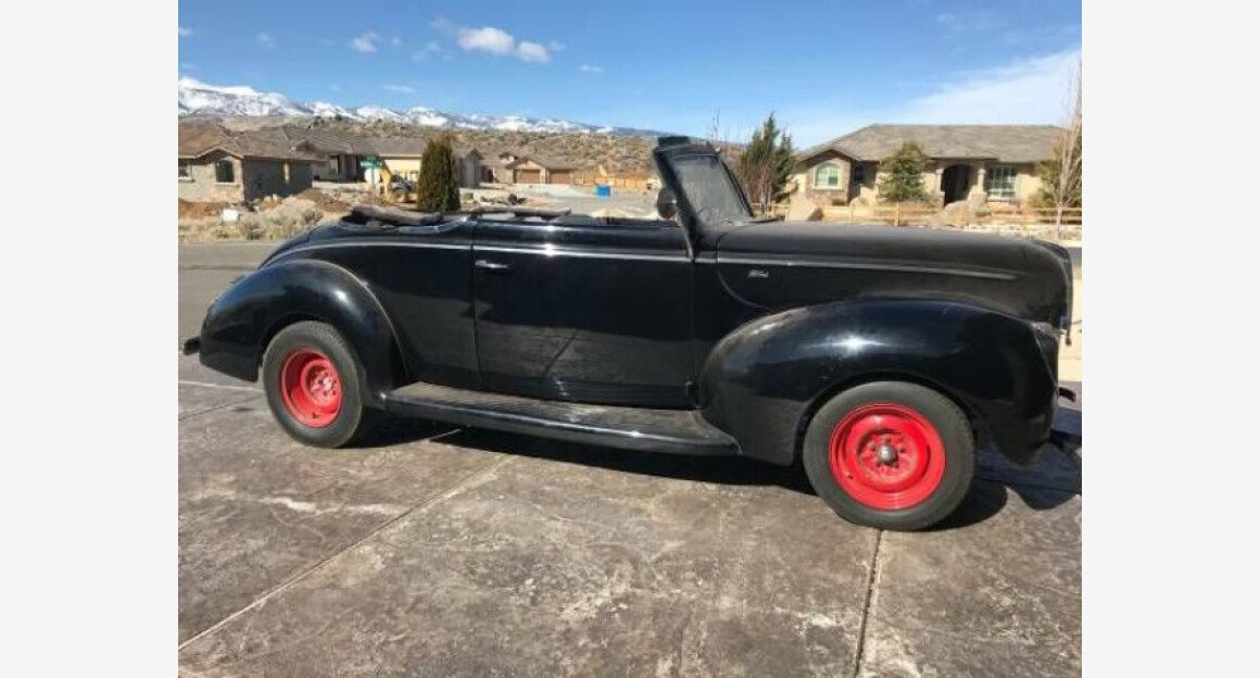 1940 Ford Other Ford Models for sale 100961516