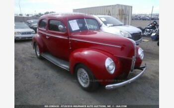 1940 Ford Other Ford Models for sale 101015847