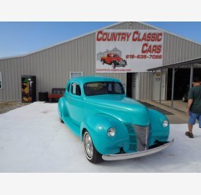 1940 Ford Other Ford Models for sale 101215675
