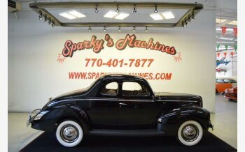 1940 Ford Other Ford Models for sale 101419986