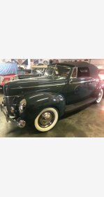 1940 Ford Other Ford Models for sale 101073105
