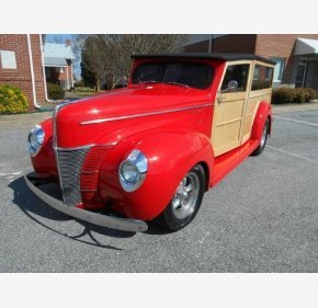 1940 Ford Other Ford Models for sale 101074747