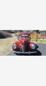 1940 Ford Other Ford Models for sale 101214006