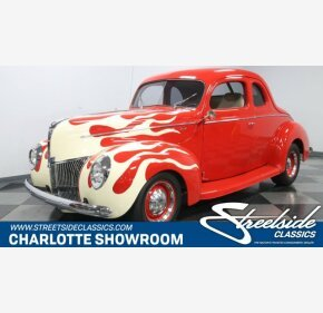 1940 Ford Other Ford Models for sale 101306492