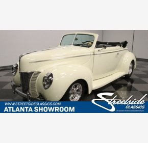 1940 Ford Other Ford Models for sale 101322301