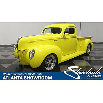 1940 Ford Pickup for sale 100975663