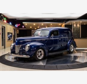 1940 Ford Sedan Delivery for sale 101287329
