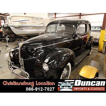 1940 Ford Standard for sale 101382674