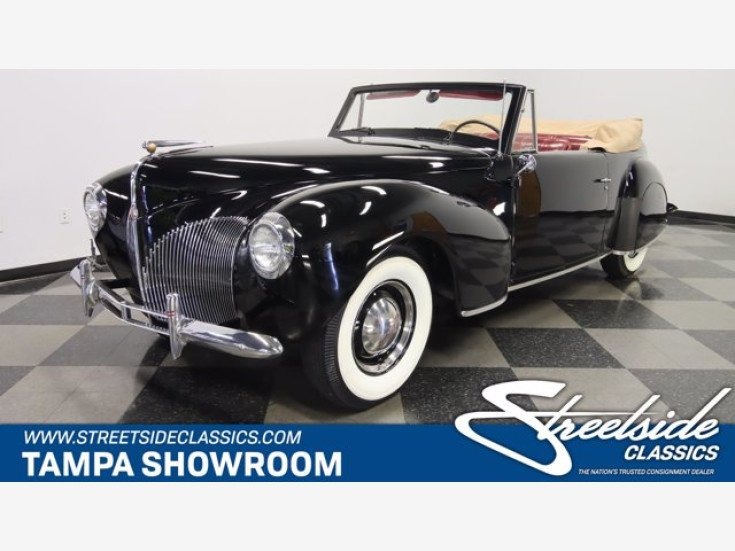 1940 Lincoln Zephyr for sale 101549975