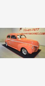 1940 Mercury Other Mercury Models for sale 101197604