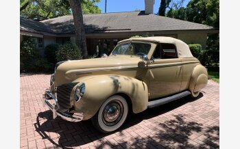 1940 Mercury Other Mercury Models for sale 101323518