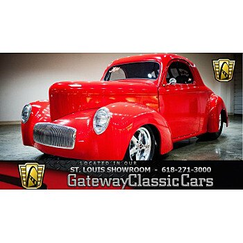 1940 Willys Other Willys Models for sale 101072544
