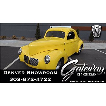 1940 Willys Other Willys Models for sale 101405664