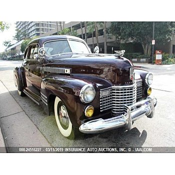 1941 Cadillac Fleetwood for sale 101108940