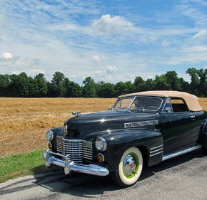 1941 Cadillac Series 62 for sale 101288917