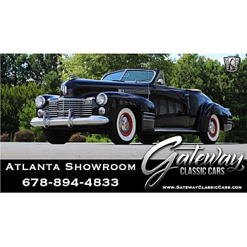 1941 Cadillac Series 62 for sale 101181308