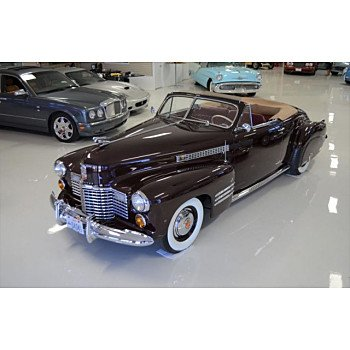 1941 Cadillac Series 62 for sale 101220384