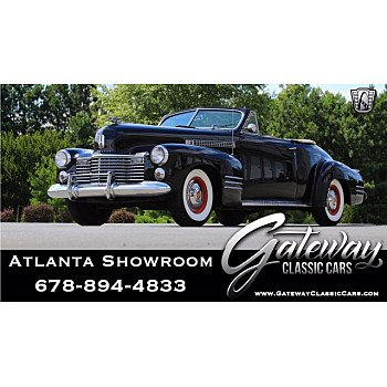 1941 Cadillac Series 62 for sale 101411842