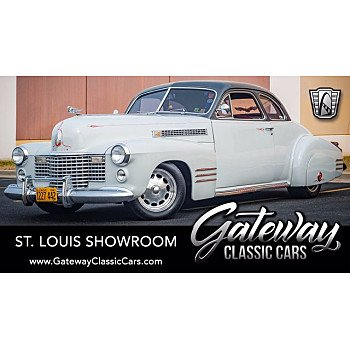 1941 Cadillac Series 62 for sale 101414383