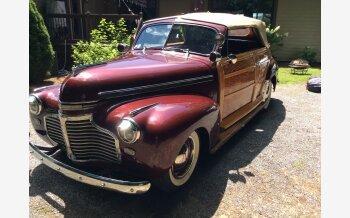 1941 Chevrolet Custom for sale 101552758