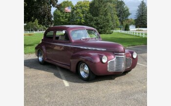 1941 Chevrolet Master Deluxe for sale 101222498
