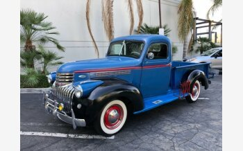 1941 Chevrolet Other Chevrolet Models for sale 101323004
