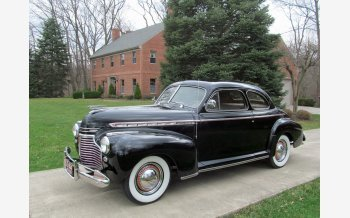 1941 Chevrolet Special Deluxe for sale 101122031