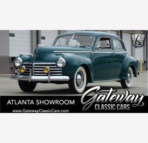 1941 Chrysler Royal for sale 101304192
