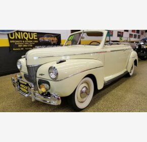 1941 Ford Super Deluxe for sale 100989696