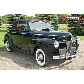 1941 Ford Super Deluxe for sale 101028477