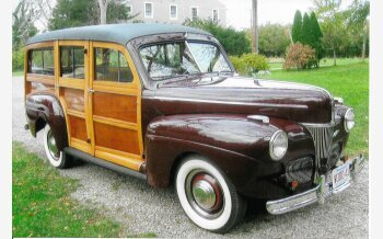 1941 Ford Super Deluxe for sale 101240114