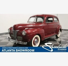 1941 Ford Super Deluxe for sale 101279628