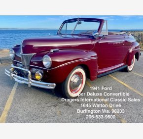 1941 Ford Super Deluxe for sale 101387109