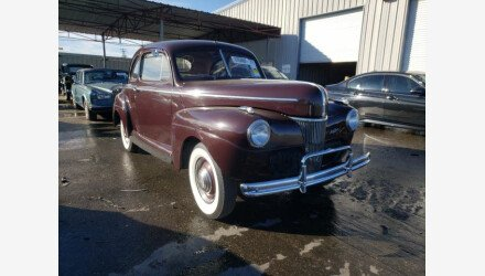 1941 Ford Super Deluxe for sale 101440496