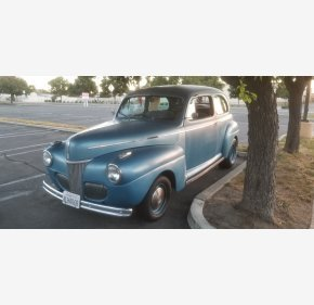 1941 Ford Super Deluxe for sale 101363409