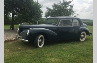1941 Lincoln Continental for sale 101355368