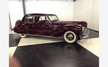 1941 Lincoln Continental for sale 101058235