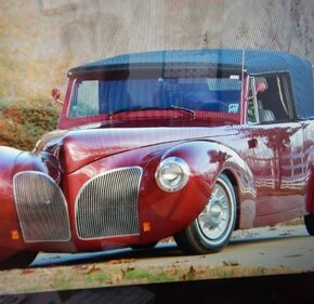 1941 Lincoln Continental for sale 101087621
