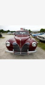 1941 Lincoln Continental for sale 101146180