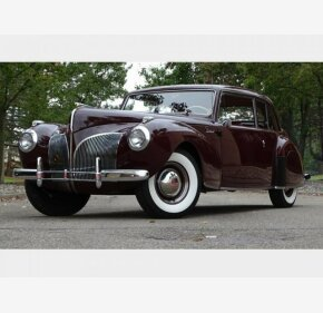 1941 Lincoln Continental for sale 101282284