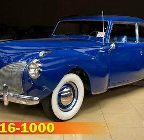 1941 Lincoln Continental for sale 101282962