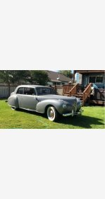 1941 Lincoln Continental for sale 101322616