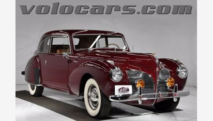 1941 Lincoln Continental for sale 101350320