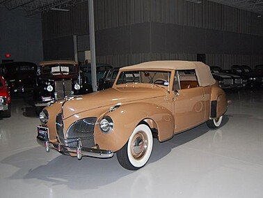 1941 Lincoln Continental for sale 101401192